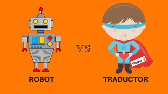 Will translators be replaced by robots in the future?
