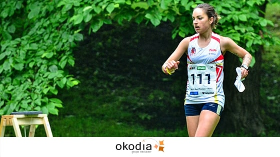 """Violeta Feliciano: """"Mind and concentration play a very important role in orienteering and in languages"""""""