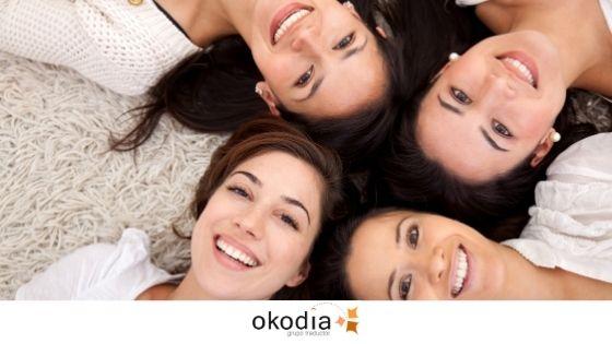 mujeres okodia